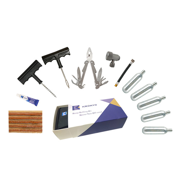 TCAR-05A Tire Repair Set (CO2 repair kit bag box)